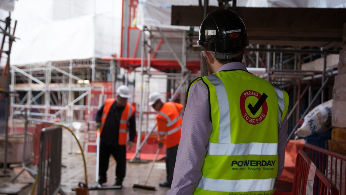 New construction recruitment scheme targets ex-offenders