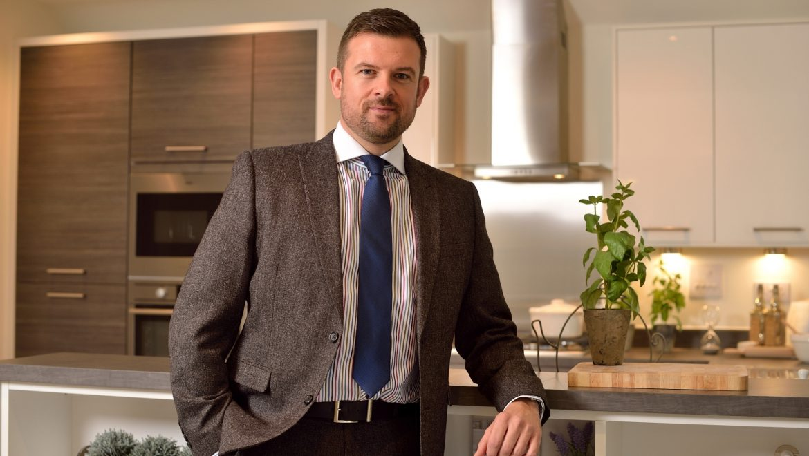 Redrow's Yorkshire MD steps up to new regional role