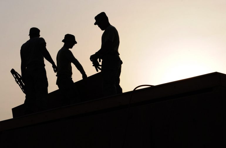 Construction industry needs one worker every 77 seconds