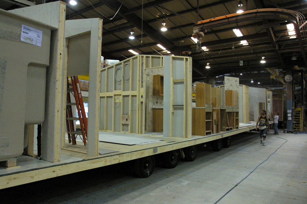 Six Modular Housing Factories Set To Open Across Uk Show