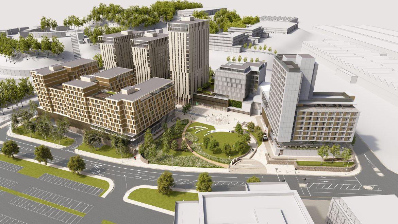 £300 million Luton mega-development gets green light