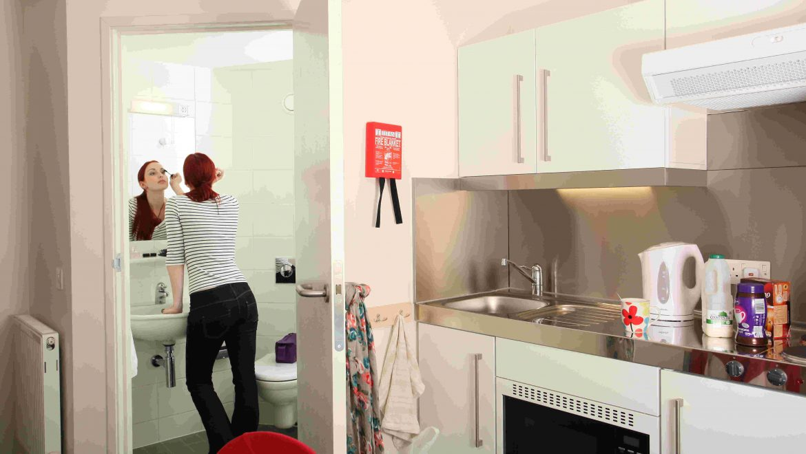 Investment builds in new student housing