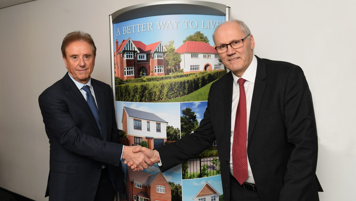 Redrow to acquire Radleigh Homes
