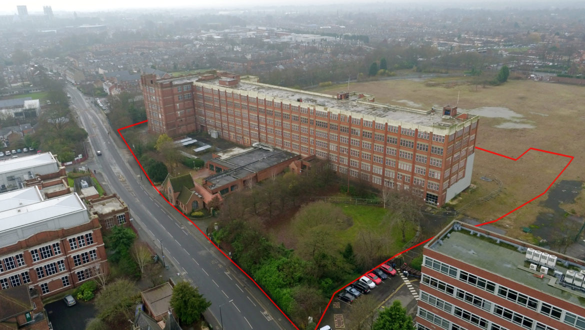 Newby to redevelop York's former Nestlé factory