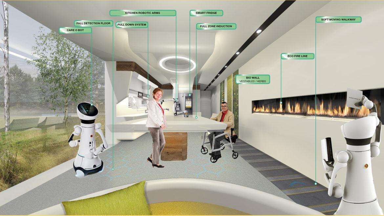 Twilight zone: how smart tech will transform retirement homes