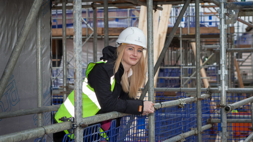Construction workers optimistic about gender pay gap