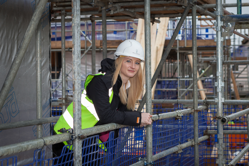 The double X factor: celebrating female housebuilders