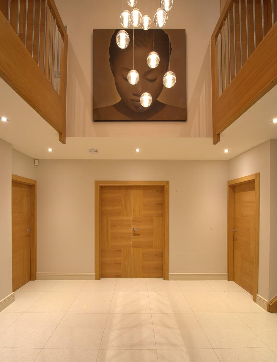 Beyond The Door Doors As A Centrepiece Show House