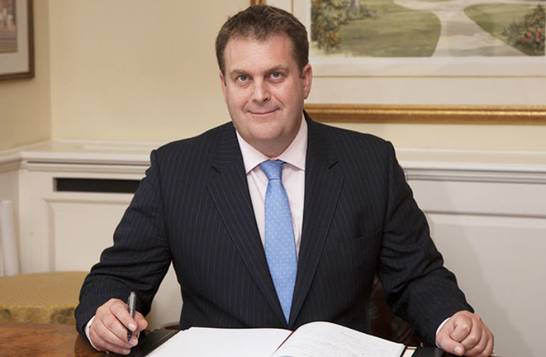 Career view: Andrew Brooks, managing director of Bewley Homes