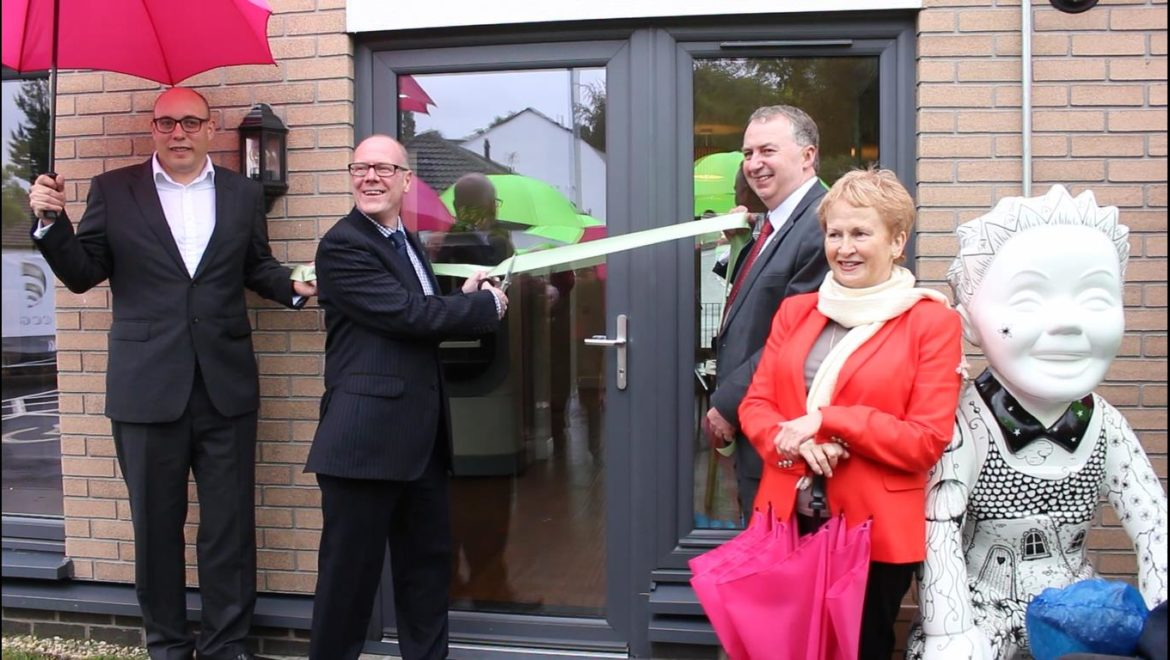 Futuristic homes for independent living launched in Dundee
