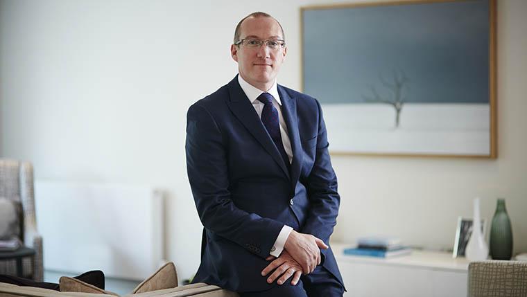 Career view: Daniel Perfect, development director of LifeCare Residences