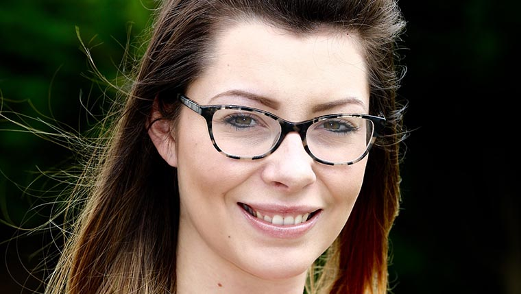 Danielle buys a Redrow house, then gets a Redrow job