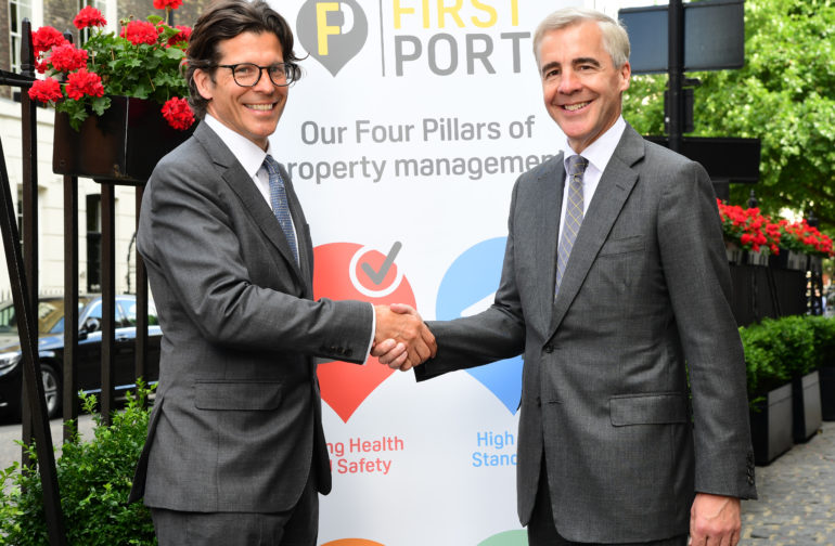 FirstPort snaps up Pentland Estate Management