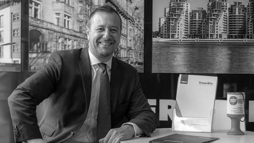 Robert Fraser on working in London's new homes market