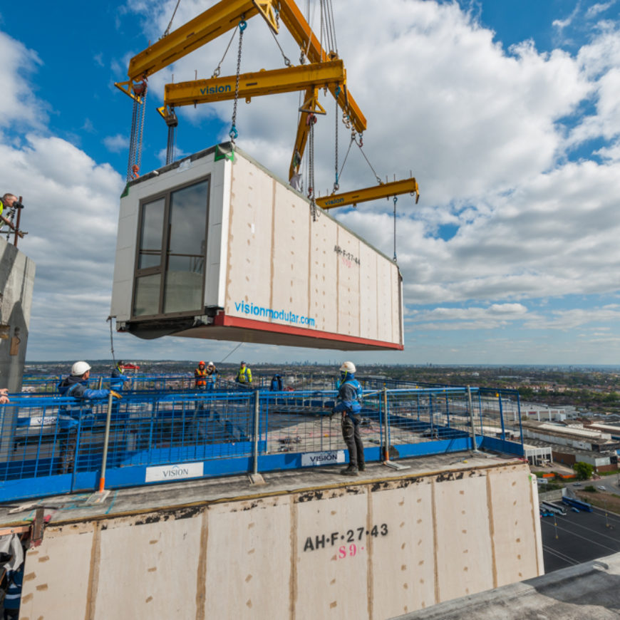 Can modular housing deliver for the Private Rented Sector?