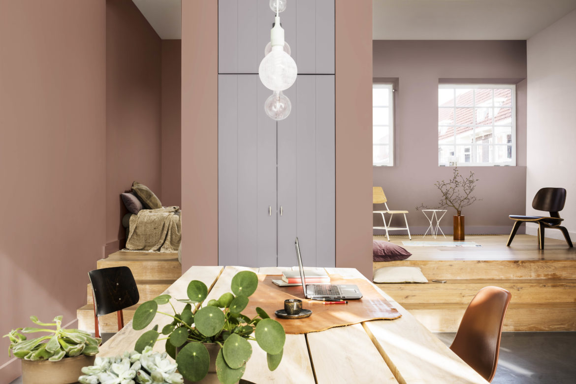 Dulux Colourfutures 2018 Heart Wood Home Woven Willow
