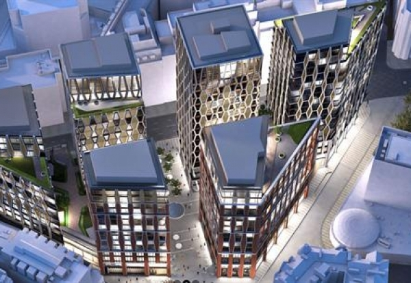 Mayor of London puts tougher planning laws into action