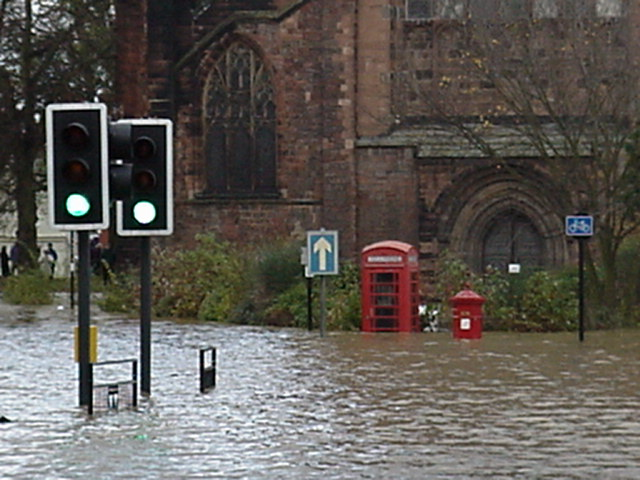 Developers need to pay more attention to flood risk