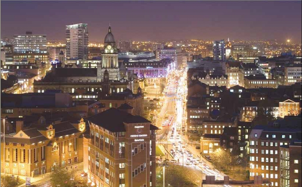 Leeds voted best place for building new homes
