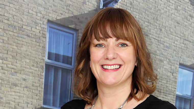 Career view: Vicky Savage, executive director of development for Network Homes