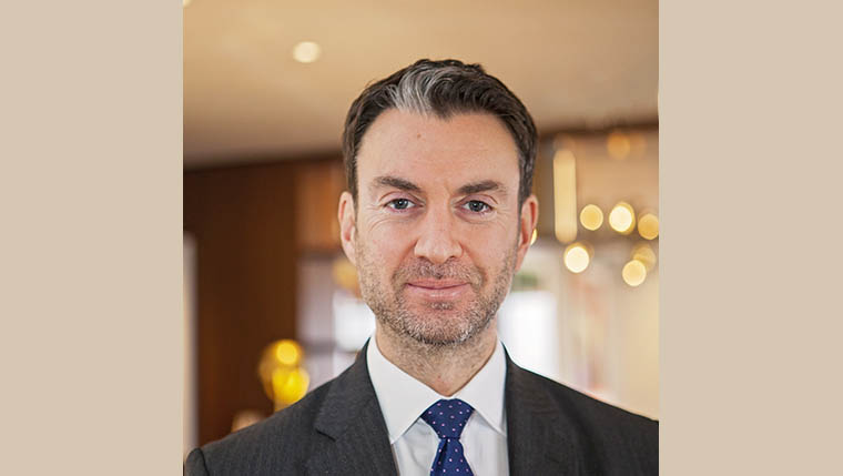 Career view: Brian De'ath, director of residential sales at Canary Wharf Residential