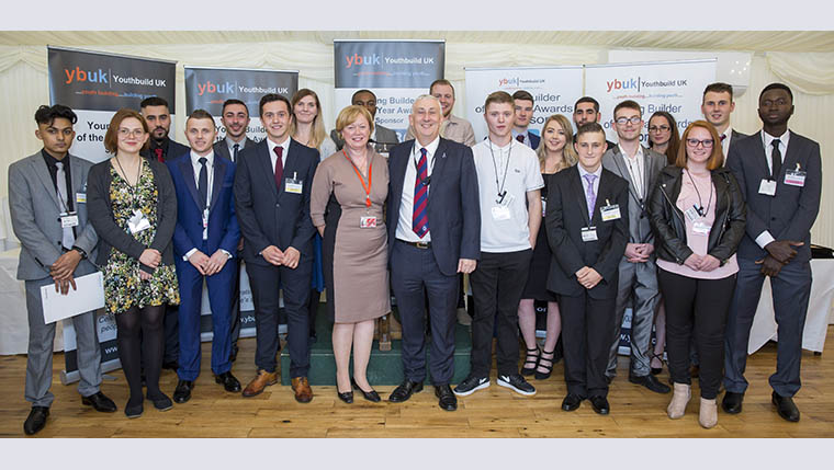Young Builder of the Year 2017 winners announced