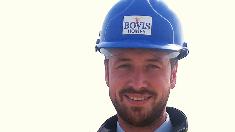 A day in the life of… Bovis Homes site manager Dave White