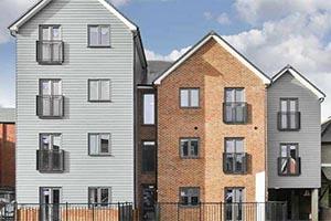 Regal House development from Regalpoint Homes