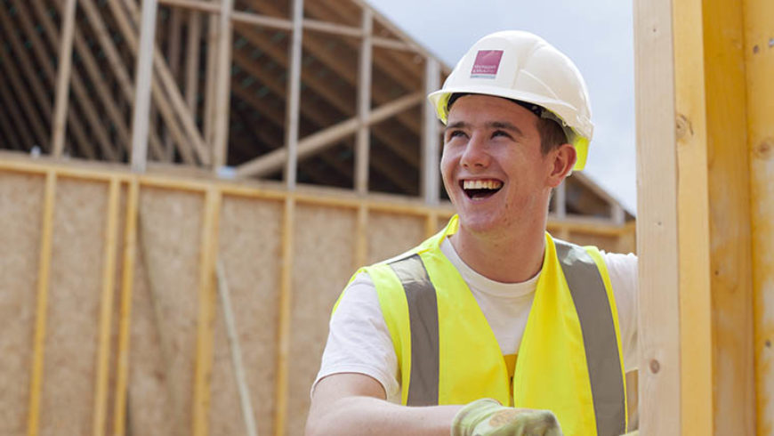 Housebuilding and me: Shaun Kennedy, joiner at Mactaggart & Mickel Homes