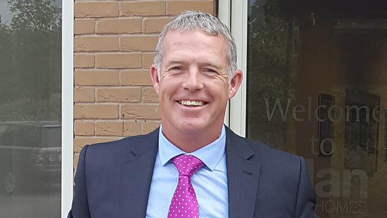 Career view: Andrew Morgan, land director for Elan Homes in the North