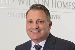 Ian Menham of David Wilson Homes
