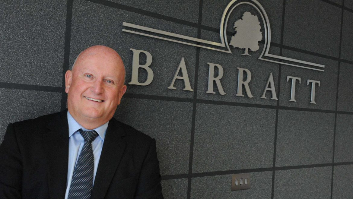 Barratt to open 12 new sites in Scotland
