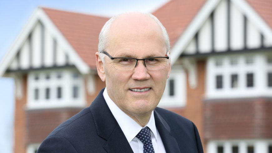 Redrow posts record profits on higher completions