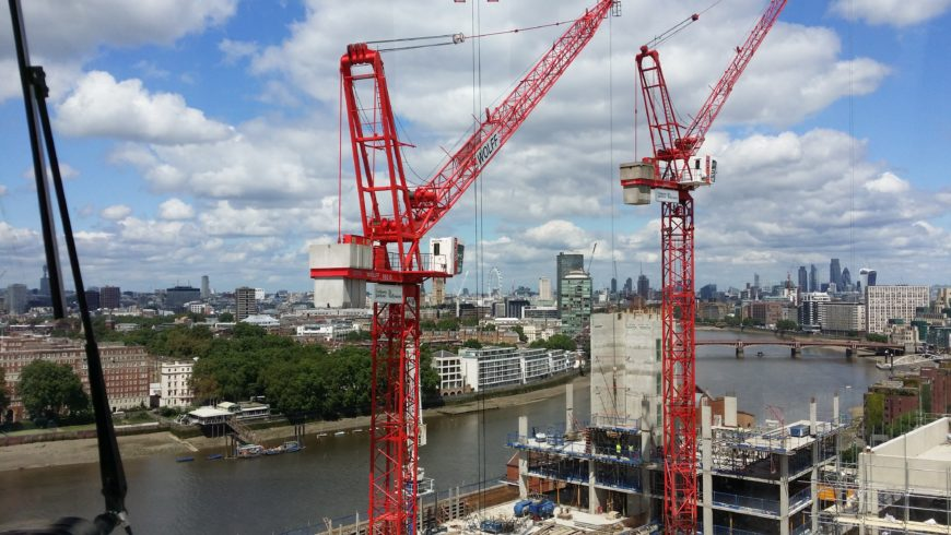 London developers sold nearly 40% of stock to BTR sector in Q2