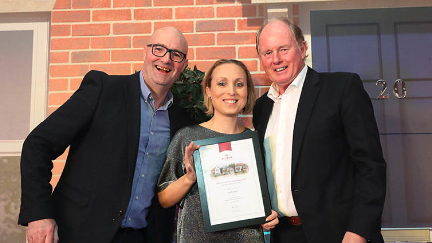 Job satisfaction with a Sales Consultant of the Year award