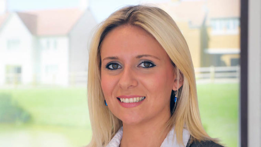 Worthy promotion for Rachel in sales role