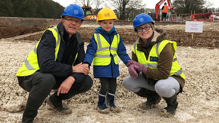 The youngest fan of National Apprenticeship Week?