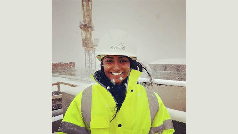 Housebuilding and me: Sumathi Thangarajan, apprentice with Galliard Homes