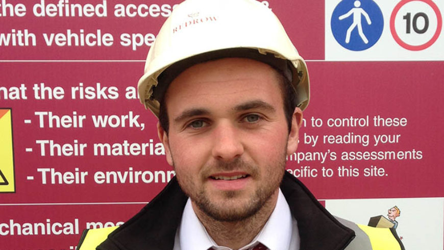 Redrow's Ryan sees apprenticeship turn into site management
