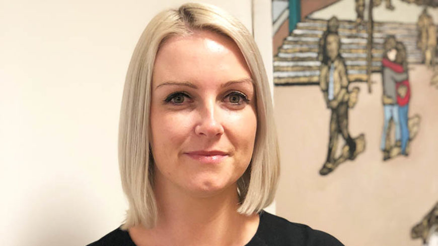 Housebuilding a perfect career choice for planning director Emma