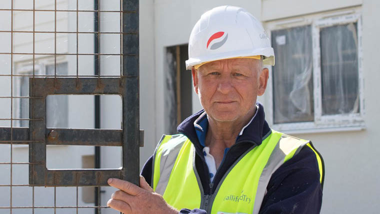 New career start after 40 years of construction experience