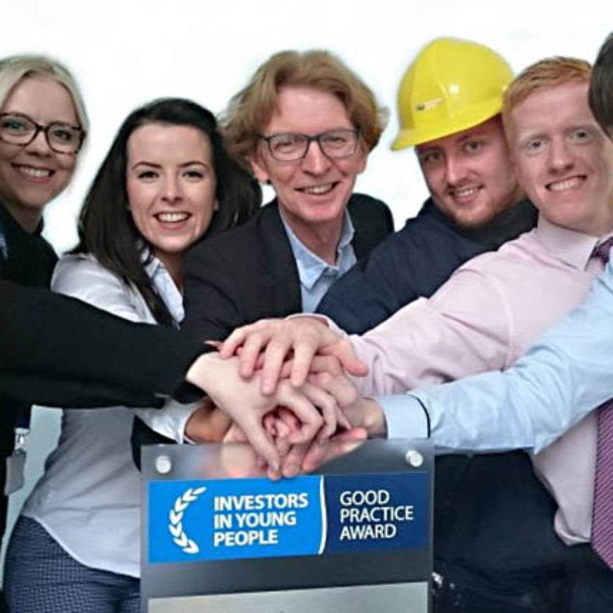 River Clyde Homes recognised by Investors in Young People