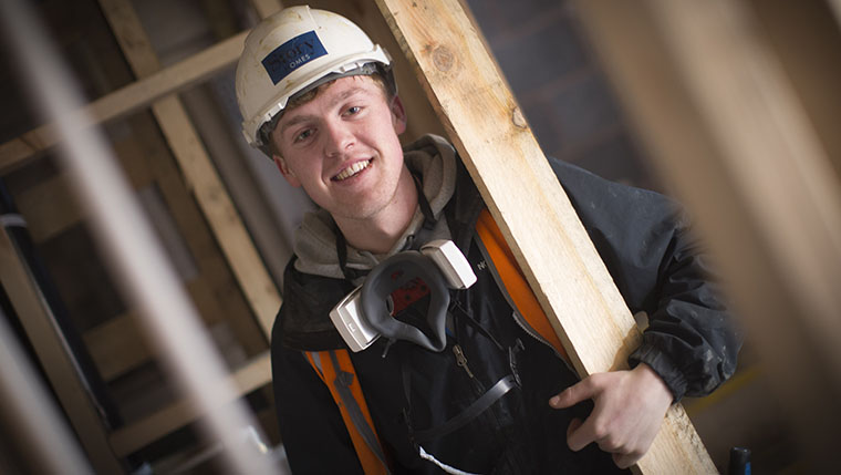North West housebuilder seeks apprentices for September start