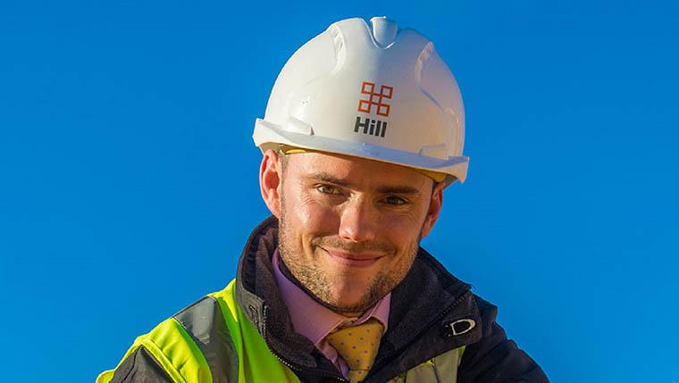 Career view: Ryan Harris, regional director at Hill