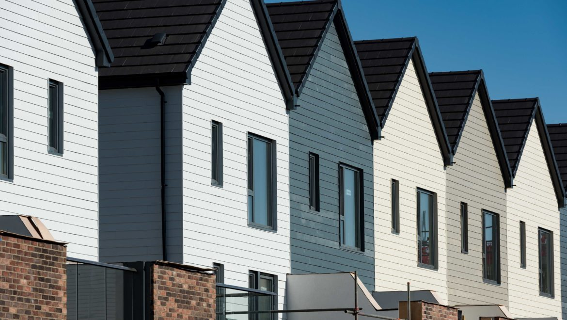 Inside the UK's first smart housing development