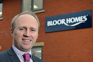 John Lofthouse of Bloor Homes