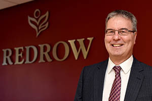 Graham Micklewright of Redrow Homes