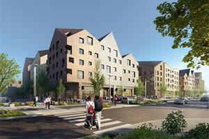Laindon Shopping Centre development