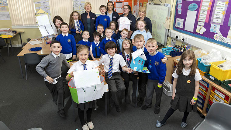School STEM sessions with Taylor Wimpey