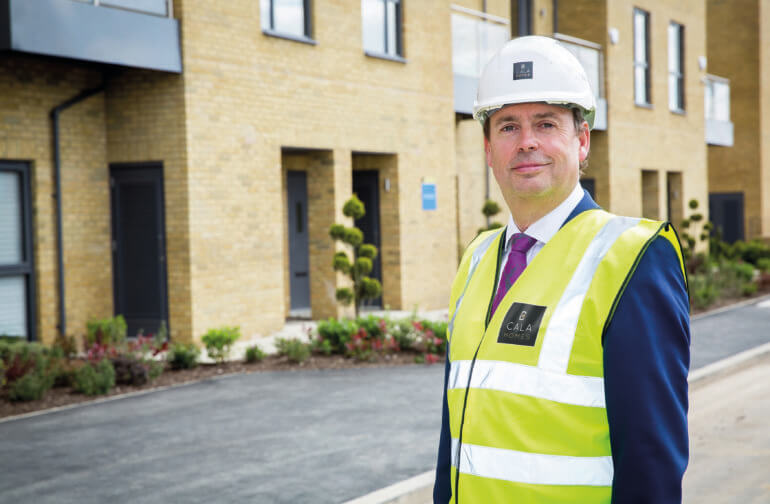 Chief Executive of CALA Homes announces retirement